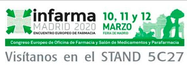 Infarma Madrid 2020 Farmadosis